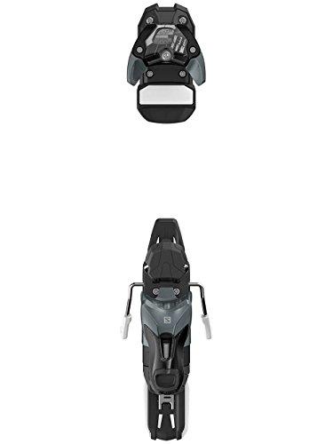 Salomon Warden 11 Ski Bindings 2018 - 90/Dark Grey-Black (Freeride Salomon Skis)