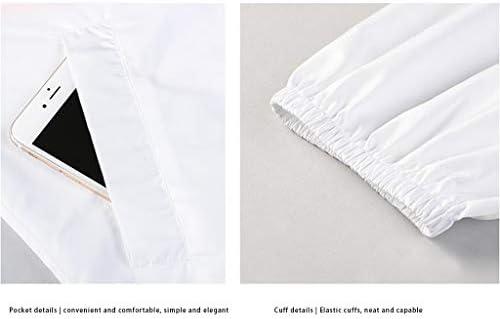 HLD Frauen-Sonnenschutzkleidung langärmelige Sommer Anti-UV-Breathable Art und Weise lose Fremd Kapuze Feriensonnenschutz Sonnenschutzkleidung (Size : L)