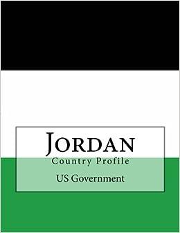jordan country profile