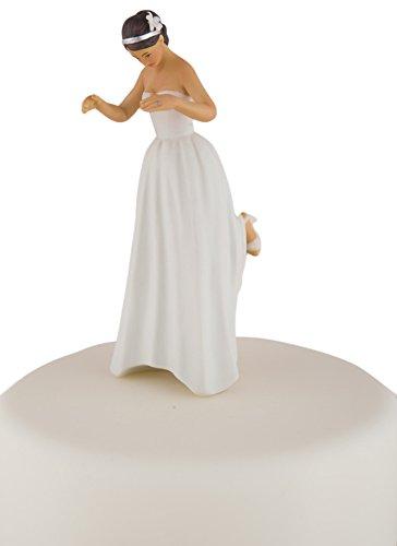 - Weddingstar True Romance Medium Tone Bride Topper, White