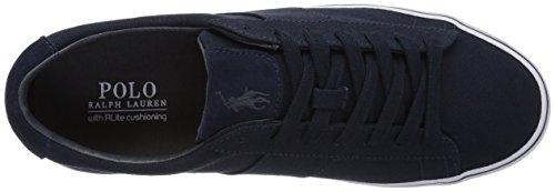 Polo Men's Navy Ralph Sneaker Sayer Aviator Lauren r6rqwHg