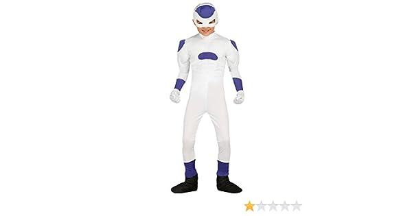 Guirca - Disfraz de guerrero espacial, para niños de 7-9 ...