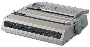 Oki MICROLINE 186 Dot Matrix Printer ()