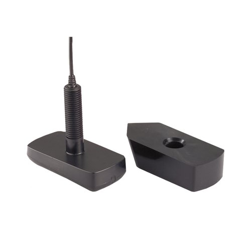 Humminbird 710243-1 XPTH 9 DI T Plastic Thru-Hull Down Imaging Transducer (Thru Transducer Mount Plastic Hull)