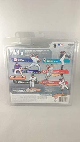 2004 Dontrelle Willis McFarlane Action Figure Debut MLB Series 9 Florida Marlins