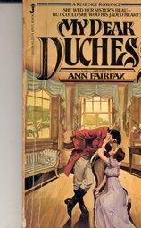 book cover of My Dear Duchess