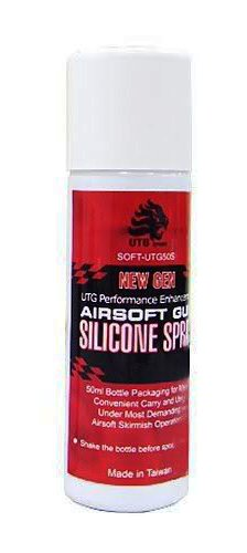 UTG Airsoft 50ml Silicone Lubricant Spray Oil
