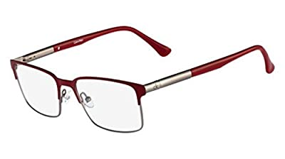 Calvin Klein CK 5409 170 Sunglasses, Red Lava