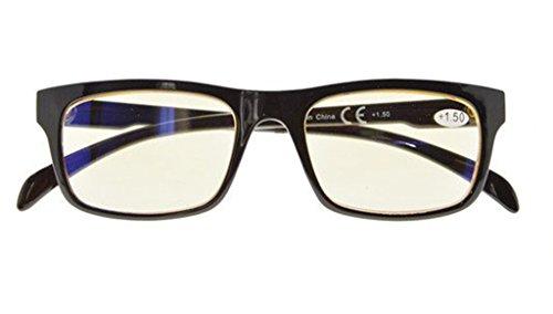 UV Protection,Anti Blue Rays,Reduce Eyestrain,Computer Reading Glasses
