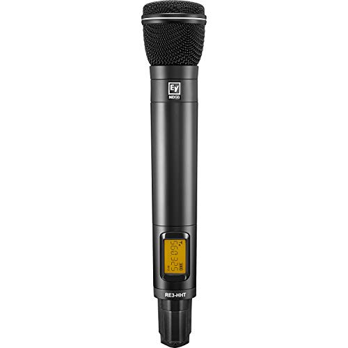 Price comparison product image Electro-Voice RE3-HHT96-5L Wireless Handheld Microphone with ND96 Head,  488-524MHz
