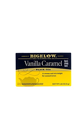 Bigelow Special Vanilla Caramel Tea product image
