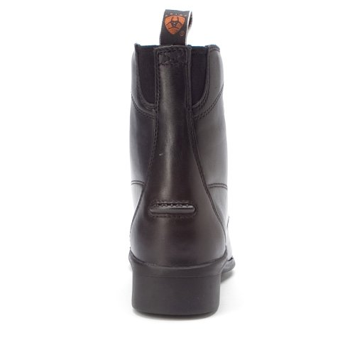 Ariat Womens Heritage Iii Lace Paddock Black