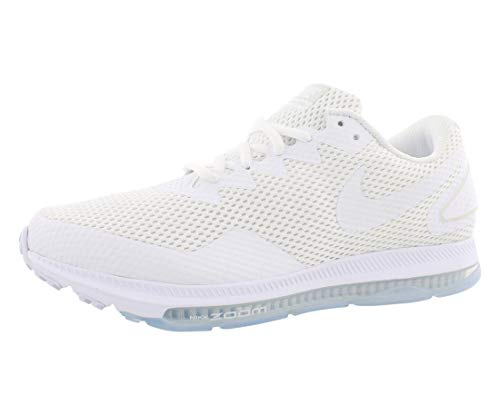 Nike Men's Zoom All Out Low 2 Running Shoe White/White Off White (9, White/White-Off White)
