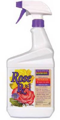 037321008972 - BONIDE PRODUCTS 897 Rose RX Insecticide, Quart carousel main 0