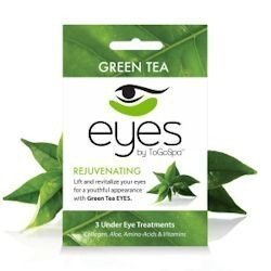 Green Tea Eyes - 1 pack - 3 Pair