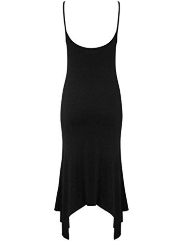 Dress Midi Kleid Diabolica Killstar Schwarz q1Ba6nW