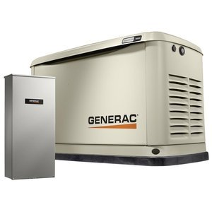 Generac 7036 Guardian Series 16kW/16kW Air Cooled Home St...