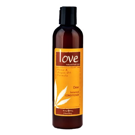 Earthly Body Love Hair Care Conditioner Dew 8oz.