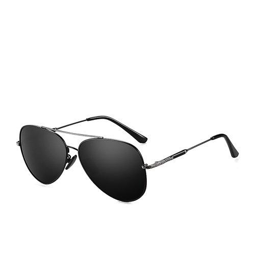 viajan Unisex Sol Black Smoke Gafas de Moda de Sol TL Matte MatteBlack anteojos Gafas polarizadas para Espejo Conducción Diseñador Sunglasses C1 de Hombres C2 60xtBqw