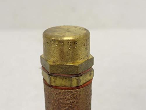 Kingston 103SSL-2-185-J05 Bronze Safety Valve 1//4 FNPT