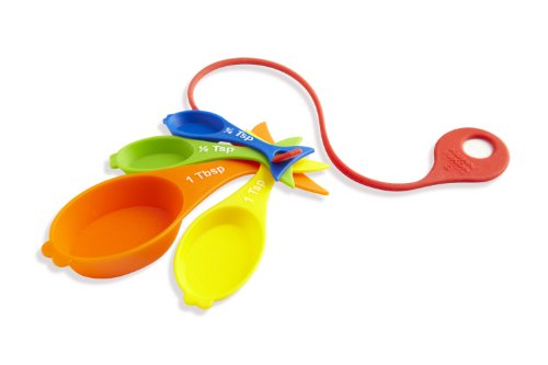 Kuhn Rikon Rainbow Measuring Spoon