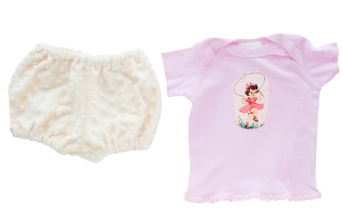 Price comparison product image Jump Rope Tee & Minky Diaper Cover