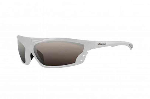 Maxx Sunglasses Cobra Polarized White Smoke