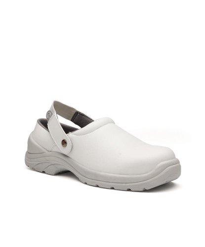 Uniforms4healthcare.co.uk , Herren Sicherheitsschuhe Weiß weiß