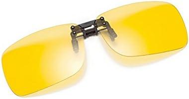 Cyxus polarizado reflejado lentes clásico gafas de sol Gafas con clip  Anti  reflejante  Protección uv e3dc61882c74