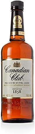 Canadian Club - Whisky Original 5 Años (1x 0,7l).