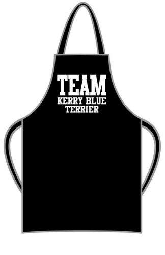 Team Kerry Blue Terrier Apron -