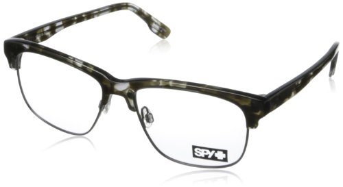 Spy Dexter Rectangular Eyeglasses,Steel Tort,54 - Optic Eyeglasses