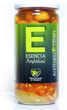 Pack 3 Tarros de Aceitunas Aliñadas - MOJO PICÓN + CHUPADEOS + VERDIAL ALIÑADA ( RECETA DE LA ABUELA) 700 GR / BOTE - Producto de Jaén