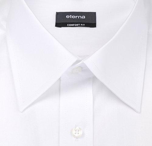 Hemd kurzarm, normal cm Armlänge, Größe 41 von eterna