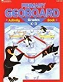 Primary Geoboard Activity Book, Learning Resources, 1569119554