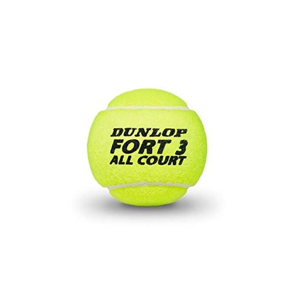 Dunlop Fort All Court, 8 x 8 x 27,5 cm 2 spesavip
