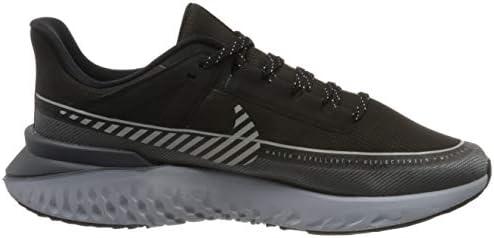 31YZzw8TrXL. AC Nike Men's Legend React 2 Shield Running Shoes    Nike NIKE LEGEND REACT 2 SHIELD Men's Running Shoes BQ3382-001