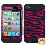 MyBat 2D TUFF Hybrid Protector Cover for iPod touch Gener...
