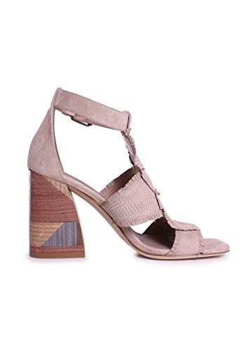 Donald J Pliner Mujeres Kes B66 Sandal Almond