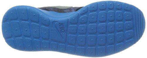 Nike - Zapatillas de tela para hombre Multicolor negro / azul