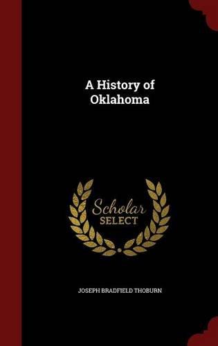 Read Online A History of Oklahoma PDF