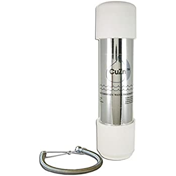 CuZn UC-200 Under Counter Water Filter - 50K Ultra High Capacity - Made in USA