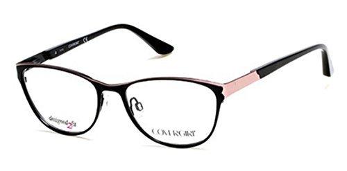 Cover Girl CG0456 Eyeglasses 54 002 Matte - Eyewear Covergirl