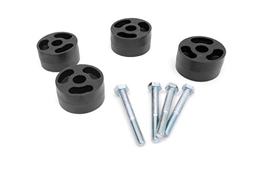 Rough Country Transfer Case Drop Kit Fits 1984-2001 [ Jeep ] Cherokee XJ Cherokee Comanche MJ w/ 4.5-6.5