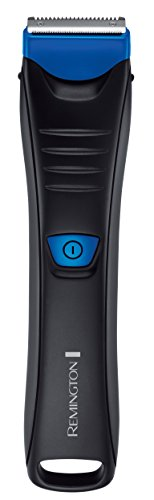 Remington BHT250 Delicates and Body Hair Trimmer mit Trim-Shave-Technologie