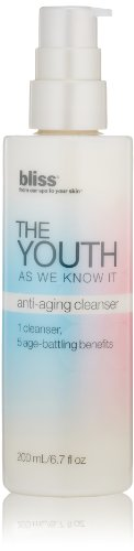 bliss The Youth As We Know It Anti-Aging Cleanser, 6.7 fl. oz.
