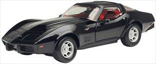 Motormax 1979 Chevy Corvette 1//24 Scale Diecast Model Car Black SG/_B00612FXJO/_US