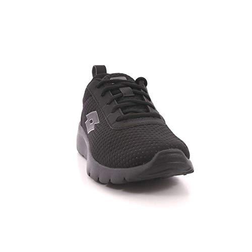 T6312 Femme Lotto Noir Noir Sneaker Lotto Sneaker Femme T6312 qZ5zztE