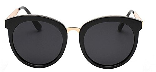 GAMT Round Sunglasses Large Frame Sunglasses Oversize Eyewear for Women Retro Tide - Sunglasses Trend Korean