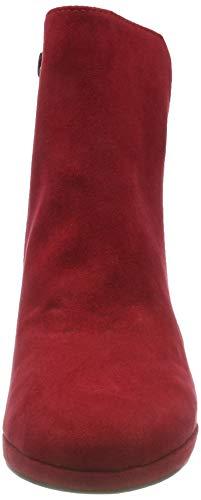 lipstick Botines Tamaris Rouge Femme 21 25020 515 wqWapX1x